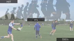 conditioning gaelic football teams