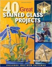 Stained Glass Pattern Books Best Pattern Books ABC The Glass Garden LLC
