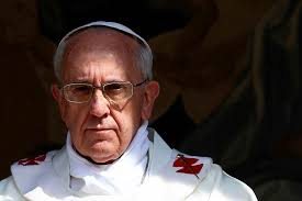Image result for evil pope francis