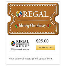 Regal Cinemas Cookie Gift Cards Email Delivery Want