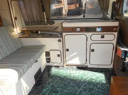 vanagon tile floor