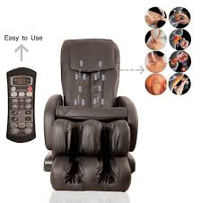 chair back massager. jsb mc02 massage chair full body recliner for home (black-silver): amazon.in: health \u0026 personal care back massager