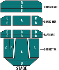 Phi Beta Kappa Hall Seating Chart Seating Charts Virginia Symphony Orchestra