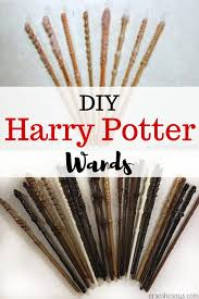 harry potter inspired wands make your