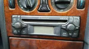 Mercedes benz cd (mf2297) by alpine (japan). Audio 10 Cd Mit Usb Adapter Handy Innenspiegel