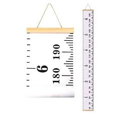 Smlper <b>Baby</b> Growth Chart,Nursery Height Charts for Kids,Wall ...