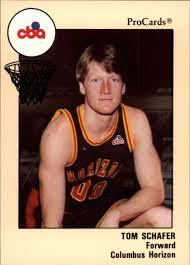 Buy Tom Schafer Cards Online   Tom Schafer Basketball Price Guide ...