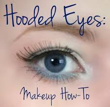 as you can see here i have hooded eyes myself
