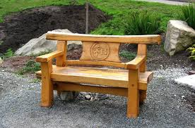 Furniture , Decorative Japanese Garden Furniture : Japanese Garden Furniture  Bench