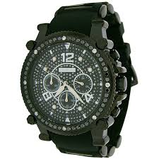 joe rodeo men s jojino black diamond watch shipping today joe rodeo men s jojino black diamond watch