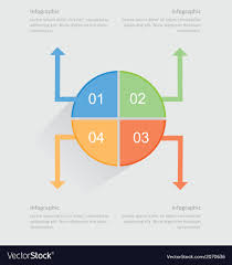 Simple Info Graphics New Simple Infographics Royalty Free Vector Image