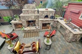 outdoor fireplace pizza oven kitchen designs featuring ovens fireplaces and other cool accessories how to build outdoor fireplace pizza oven