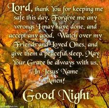 Good Night Prayer Quotes Interesting Good Night BIBLE VERSES Quotes With Images Google Search Hlp