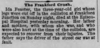 Dau Ida Stephens Feaster and George Feaster dies from injuries -  Newspapers.com