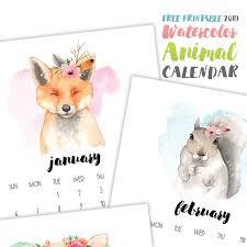 free printable 2019 monthly calendar 10 stylish free printable calendars for 2019