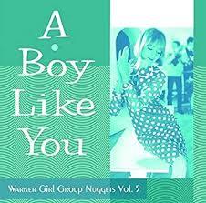 <b>Various Artists</b> - Boy Like You: Warner Girl Group <b>Nuggets</b> / Various ...