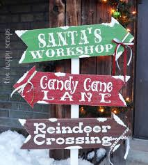 Christmas Signs 50 Best Outdoor Christmas Decorations For 2017