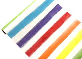 kitchen papers table runner kitchen papers painted stripe rainbow colored x disposable table runner kitchen papers