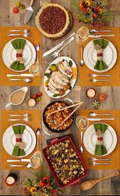 Greek Table Setting Decorations 20 Thanksgiving Dining Table Setting Ideas