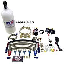 nx logo proton nitrous systems proton kit