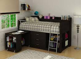 com rack furniture clairmont loft bed espresso kitchen dining