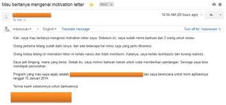 Best Solutions of Contoh Application Letter Bahasa Indonesia With  Resume Sample