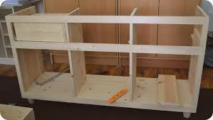 kitchen base cabinet plans free cabinet building plans how walnut