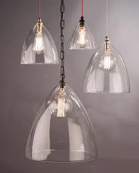 clear glass pendants lighting. Designer Lighting, Ledbury Clear Glass Pendant Light Pendants Lighting