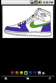 air jordan coloring book 0 1 screenshot 9