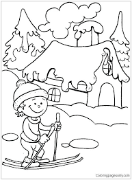 557x757 cool and ont seasons coloring pages printable four seasons