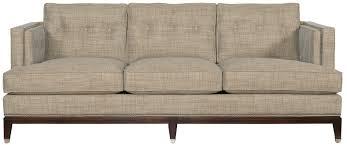 Vanguard Furniture Michael Weiss Wayland Square Wood Ottoman