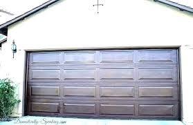 metal garage doors how to paint garage doors can you paint a metal garage door can