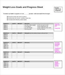 weekly weigh in charts 8 weekly weight loss chart template free premium templates