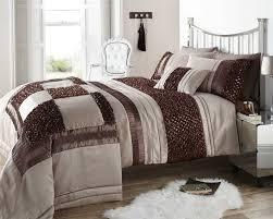 brown duvet cover king