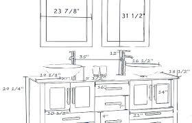 typical bathroom vanity height vanities typical vanity height bathroom vanity medium size sink drain height bathroom my web value standard counter height