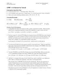 Test 2019, questions - OPMT 0199 - BCIT - StuDocu