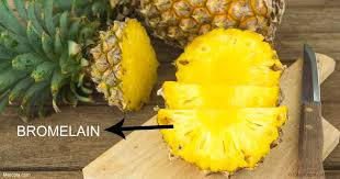 Bromelain Enzyme Treatment