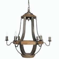 round wood light fixture 6 metal chandelier fixtures home depot