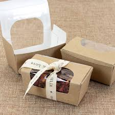 Decorative Food Boxes Paper Cake Boxes Paper Food Containers Sale UK Buy Online Pipii 2