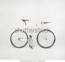<b>Hipster</b> Bicycle On White <b>Fixed Gear</b>: стоковая фотография ...