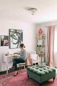 Design Office Space Online Extraordinary 48 Best Office Ideas Chic Style Images On Pinterest Desks Mint