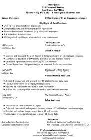 ... Killer Resume 15 Sample Resume ...