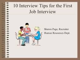 high school students jobs 10 interview tips for the high school student