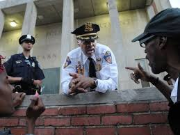 Baltimore Police Release New Organizational Structure To