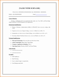 Example Of High School Resume Example High School Resume Beautiful 100 Free Student Examples For 40