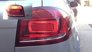 Audi A3 8p Rear Lights