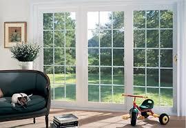 image of 3 panel sliding glass door locks
