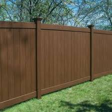 brown vinyl fence panels. Shop Freedom (Common: 6-ft X 8-ft; Actual: 5.84-ft 7.57-ft) Ready To Assemble Bolton Saddle Vinyl Privacy Fence Panel At Lowes.com Brown Panels