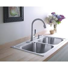 Kohler Malleco Pull Down Kitchen Faucet with Soap or Lotion