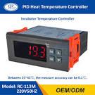 Купить термоконтроллер на алиэкспресс